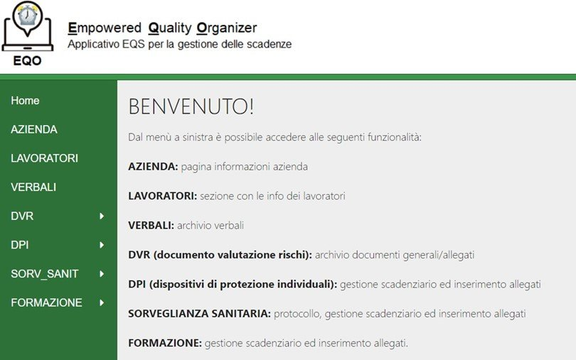 software gestionale in cloud EQO